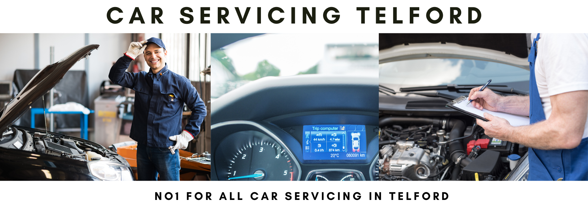 Car Servicing Telford 247